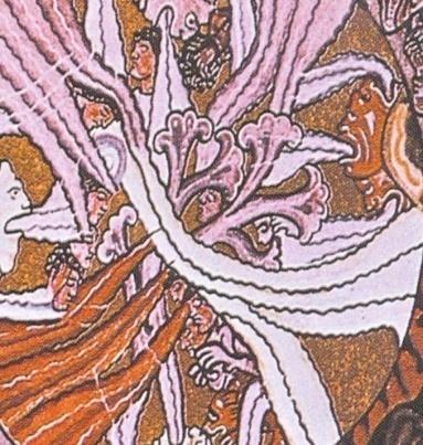 Mushroom in Christian Art Chapter Three